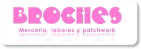 Merceria Broches