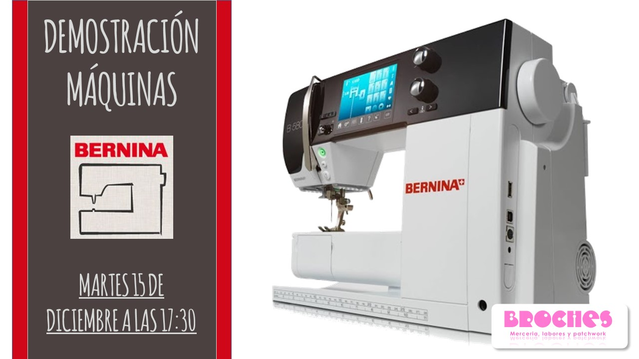 DEMO BERNINA